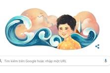 Người phụ nữ bên làn sóng trên Google Doodle hôm nay là ai?