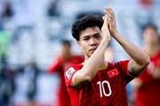 Công Phượng mang số áo 23 tại  Incheon United