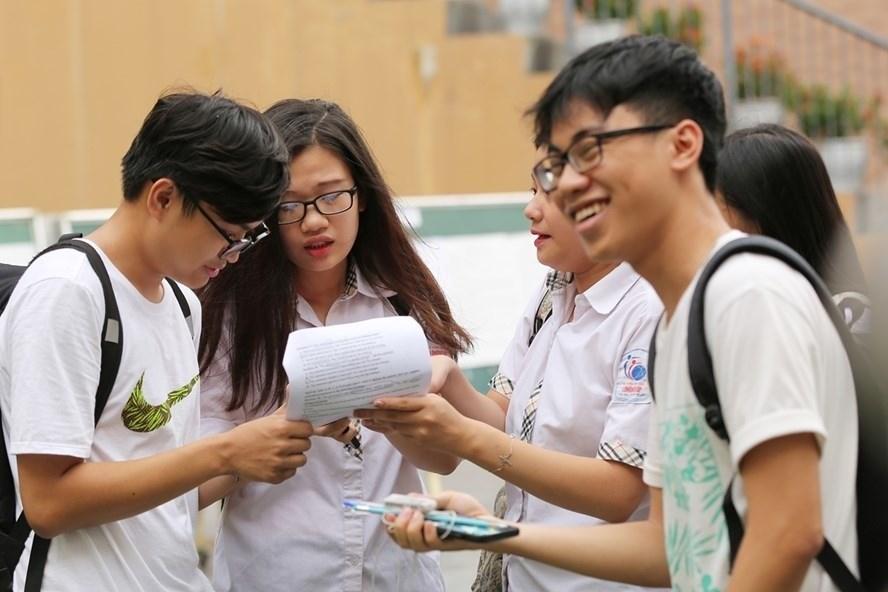 Chỉ còn 4 tháng nữa sẽ diễn ra kỳ thi THPT quốc gia 2019 với nhiều điểm mới. Ảnh minh họa: Hải Nguyễn.