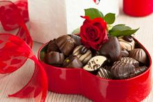 """Valentine gõ cửa, bất ngờ """"nghìn lẻ một"""" lợi ích socola với sức khỏe"""