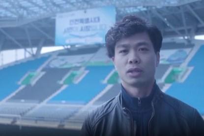 Công Phượng hứa chiến đấu hết mình cho CLB Incheon United của Hàn Quốc