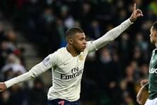 Mbappe lập siêu kỷ lục không tưởng ở Ligue 1