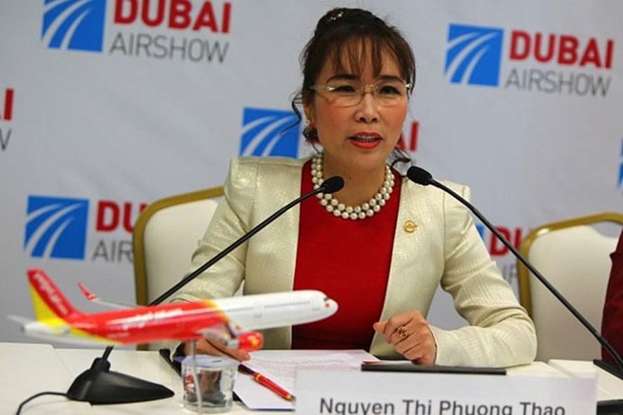TTCK đã có 6 phiên tăng điểm ấn tượng giúp nhiều đại gia kiếm nghìn tỉ tuy nhiên bà Nguyễn Thị Phương Thảo, Tổng giám đốc VietJet lại trắng tay và thậm chí mất tiền vì cổ phiếu sụt giảm giá mạnh