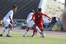 U22 Việt Nam tập đối kháng trước trận gặp Timor Leste ở U22 Đông Nam Á