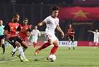 Highlights U22 Đông Nam Á: U22 Việt Nam vùi dập U22 Timor Leste 4-0