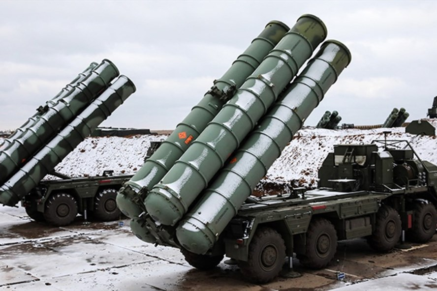 S-400. Ảnh: Getty Images