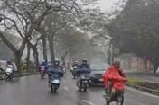 Dự báo thời tiết 22.2: Không khí lạnh gây mưa rét, nhiệt độ giảm sâu
