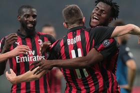 Highlights: AC Milan thắng tưng bừng 3-0 trước Empoli