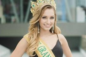 Tước vương miện Hoa hậu Hoà bình Quốc tế 2015