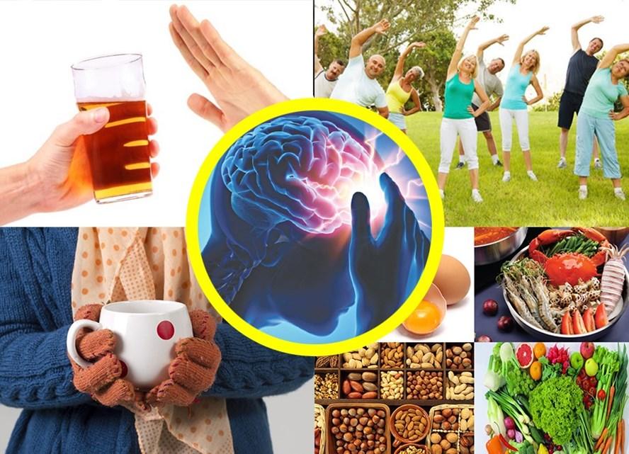 Cách phòng tránh đột quỵ não- căn bệnh đe dọa cả người trẻ tuổi