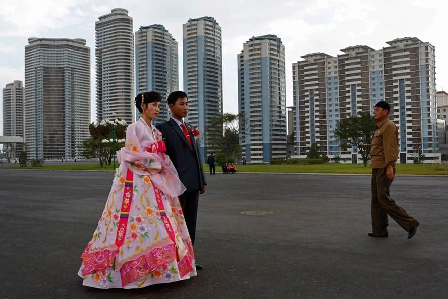 Triều Tiên luôn là điểm đến, thu hút sự tò mò của du khách Việt Nam và quốc tế.