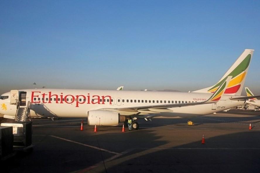 Một chiếc máy bay của Ethiopian Airlines. Ảnh: Reuters