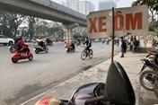 Thí điểm cấm xe máy: Dân tuyến phố Lê Văn Lương- Nguyễn Trãi nói gì?