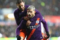 Highlights Cup FA: Swansea 2-3 Man City