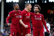 Highlights: Fulham 1-2 Liverpool