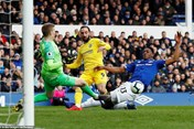 Highlights: Everton 2-0 Chelsea