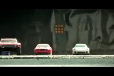 """Màn rượt đuổi tốc độ như trong phim của các """"siêu xe"""" mini"""