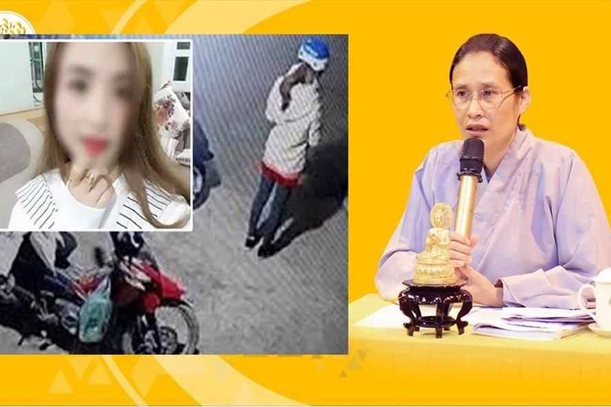 Bà Phạm Thị Yến cho rằng vụ án đau lòng làm cả xã hội lên án là do nhân quả.