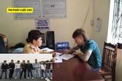"""Tin pháp luật 24h: Khá """"bảnh"""" bị xử lý, tước giấy phép lái xe 2 tháng"""