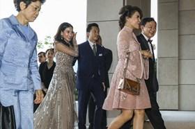 Nhân vật VIP bất ngờ dự đám cưới con gái ông Thaksin ở Hong Kong