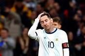 Messi bất lực, Argentina thua sốc Venezuela 1-3