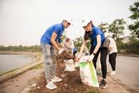 Sao Việt nỗ lực bảo vệ môi trường sau lời kêu gọi của bạn trẻ quốc tế