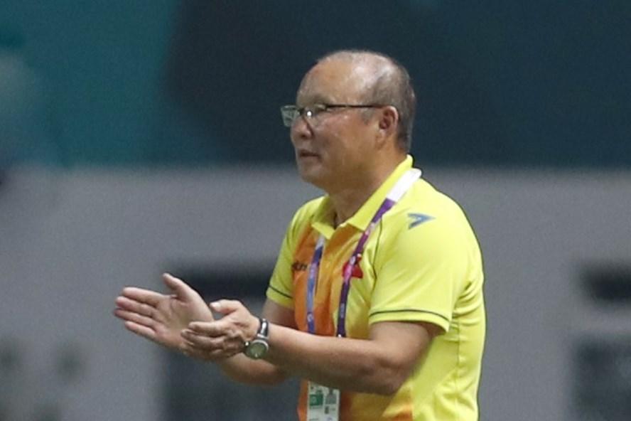 """HLV Park Hang-seo ghi dấu ấn với những tuyên bố """"nói được, làm được"""" của mình. Ảnh: Đ.Đ."""
