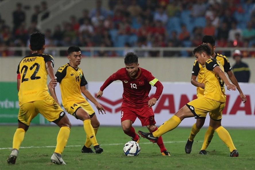Chạm trán U23 Thái Lan ở trận đấu quyết định, U23 Việt Nam gặp bất lợi về thời gian thi đấu. Ảnh: sơn Tùng