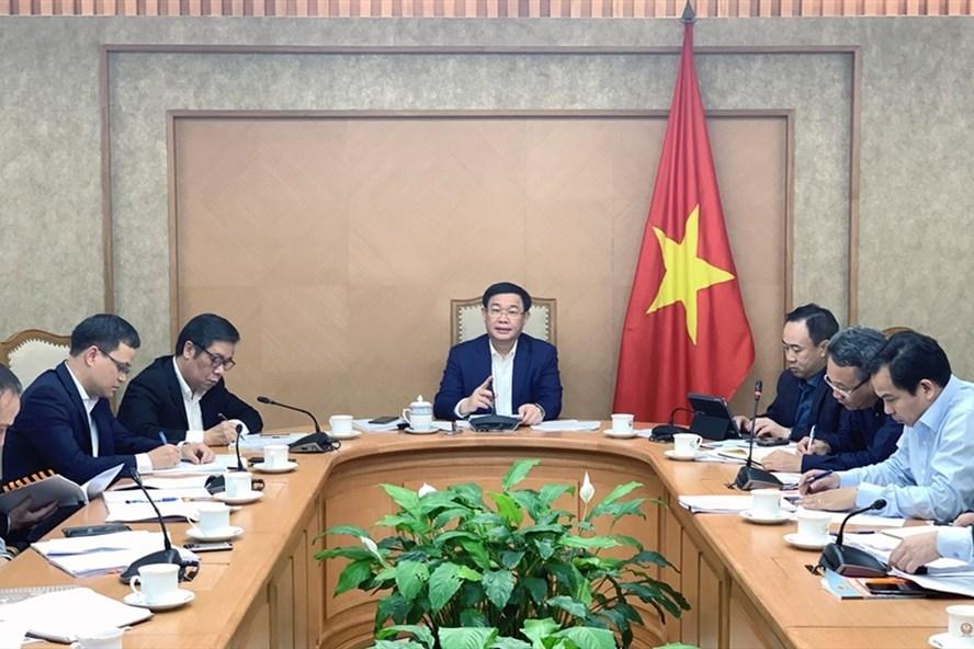Phó Thủ tướng: Nhanh chóng tiếp cận với các mô hình kinh doanh mới