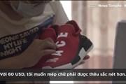 Tìm hiểu công nghệ chuyên sản xuất giày fake tinh vi tại Trung Quốc