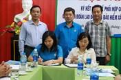 LĐLĐ TP. Huế: Tăng cường bảo vệ quyền lợi người lao động về BHXH