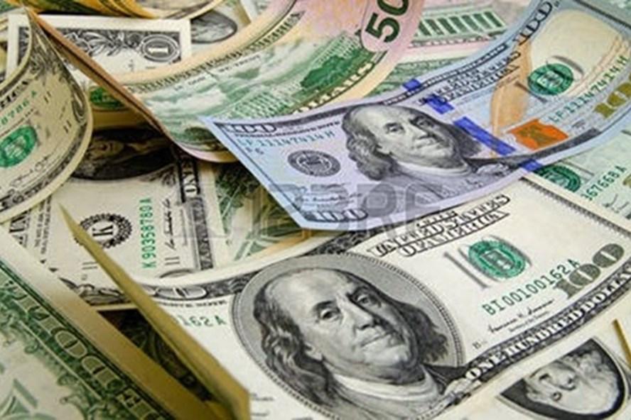 Tỷ giá ngoại tệ 11.4: USD đồng loạt tăng giá. Ảnh minh hoạ