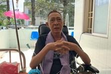 Diễn biến mới nhất về sức khỏe của nghệ sĩ Lê Bình