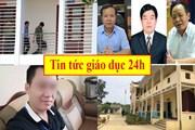 Giáo dục 24h: Có con nâng điểm, lãnh đạo Sở GD Sơn La vẫn tập huấn thi