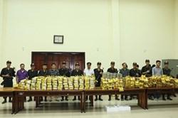 Hà Tĩnh: Thu giữ 640kg ma túy đá, triệu tập 6 đối tượng