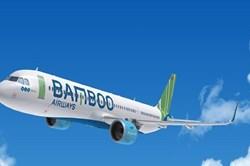 Bamboo Airways xin nâng quy mô đội tàu bay
