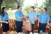 LĐLĐ tỉnh Lào Cai phát động Tháng Công nhân 2019