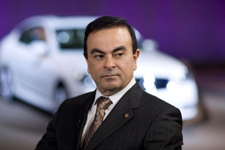 Cựu Chủ tịch Nissan - Carlos Ghosn. Ảnh: CNN