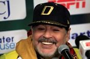 Huyền thoại Maradona bị phạt vì ủng hộ Venezuela và Tổng thống Maduro