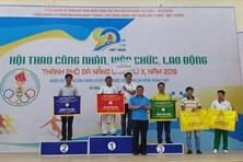 Đà Nẵng: Bế mạc Hội thao CNVCLĐ lần thứ X nhân Tháng Công nhân 2019