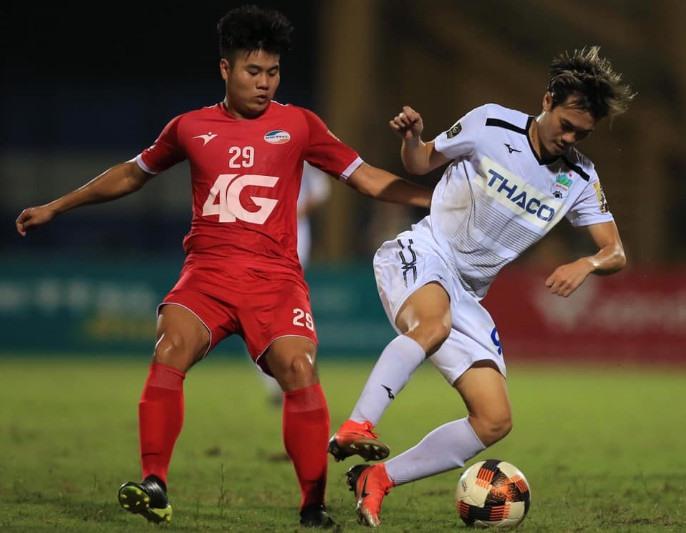 Hà Nội Fc: Bảng Xếp Hạng V.League 2019 Vòng 9: Hà Nội FC Thua Thảm