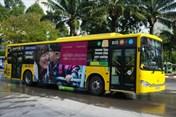TPHCM đấu giá quảng cáo xe buýt sau 4 lần thất bại