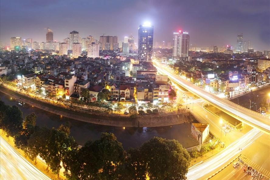 Hà Nôị đang thí điểm tổ chức mô hình chính quyền đô thị. Ảnh Vương An
