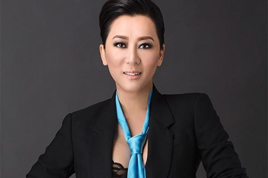 MC Nguyễn Cao Kỳ Duyên.
