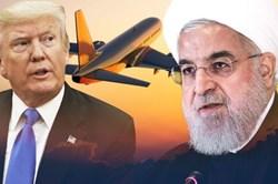 Máy bay chở khách Mỹ có thể bị Iran bắn hạ khi bay qua Vùng Vịnh