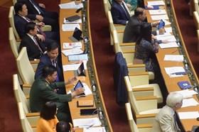 Quốc hội sẽ tiến hành giám sát tối cao việc quản lý đất đai tại đô thị