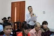 LĐLĐ tỉnh Lào Cai đối thoại với 90 cán bộ, đoàn viên CĐ Công Thương