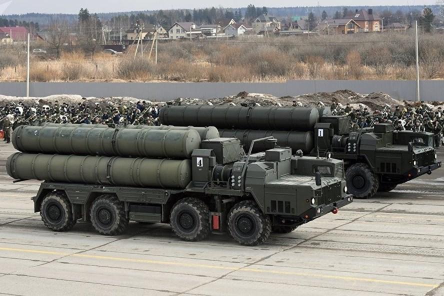 Mỹ cho Thổ Nhĩ Kỳ đến hết tuần đầu tiên của tháng 6 để rút khỏi thương vụ mua S-400 của Nga. Ảnh: Sputnik