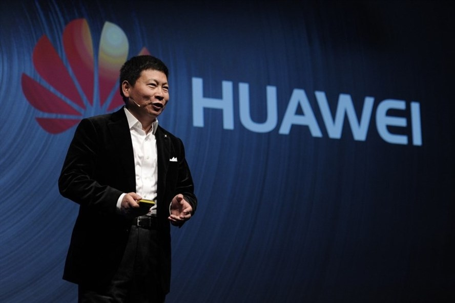 CEO Huawei Richard Yu. Ảnh: AFP/Getty Images
