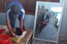 Sửa rạp cưới, chú rể bị điện giật tử vong